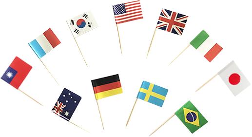 萬國旗-樣品圖片